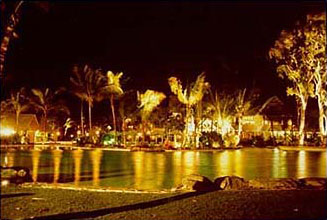 Mirage Resort, Port Douglas and Gold Coast. Design and Production of two weeks of opening events